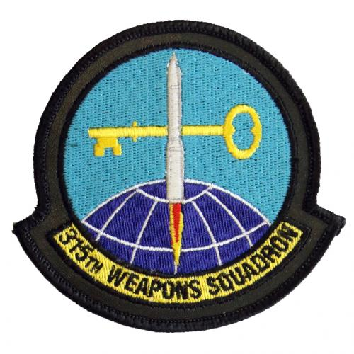 315th Weapons Squadron (Style B)