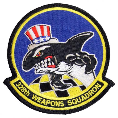 328th Weapons Squadron (Type I, Style B)