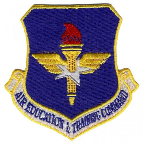 Air Education & Training Command (Style D)