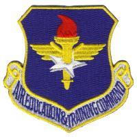 Air Education & Training Command (Style E)
