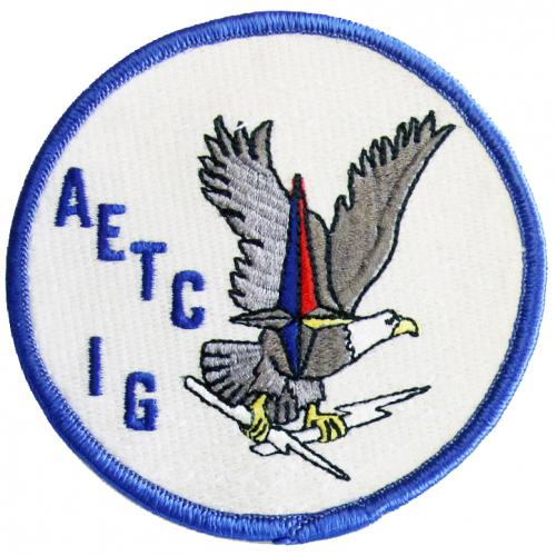 Air Education and Training Command - Inspector General (Type I, Style A)