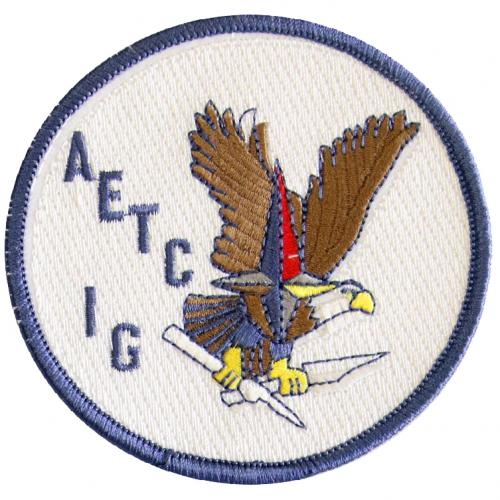 Air Education and Training Command - Inspector General (Type I, Style B)
