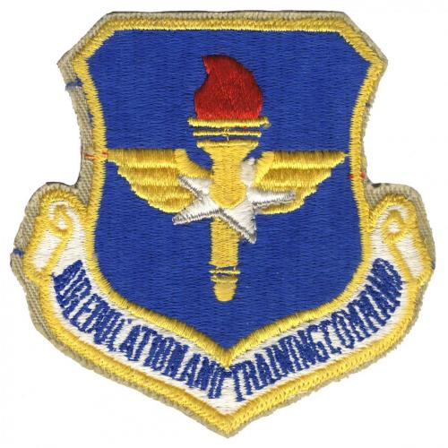 Air Education and Training Command (Style F)