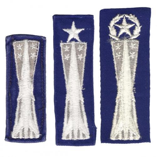 Missile & Combat Crew Badges
