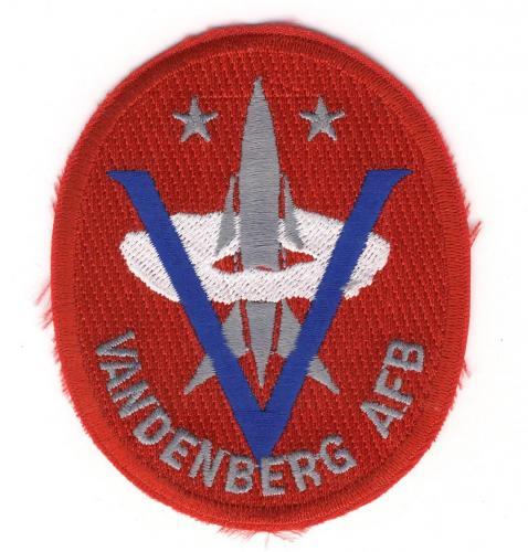 Vandenberg (except Atlas, Thor, range, & training)